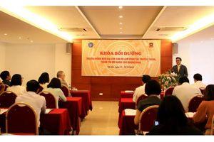 Khai giảng khóa học bồi dưỡng truyền thông hiện đại cho cán bộ ngành BHXH