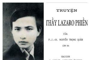 Tác giả tiểu thuyết hiện đại đầu tiên ở Việt Nam