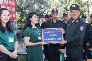 Trung đoàn CSCĐ Đông Nam Bộ: Dân vận khéo, tác chiến linh hoạt
