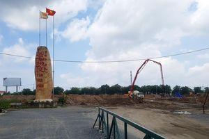 Tượng Dược sư và Liên Hoa Bảo tháp của Tân Huê Viên là công trình tôn giáo