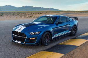 Vi sao Ford không trang bị hộp số sàn cho Shelby GT500?