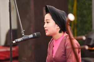 Liên hoan các câu lạc bộ hát xẩm khu vực phía bắc - Ninh Bình