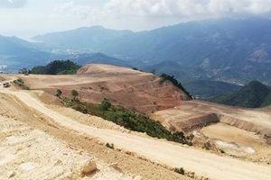 Chủ đầu tư Cửu Long Sơn Tự trả lại hơn 370 ha đất dự án