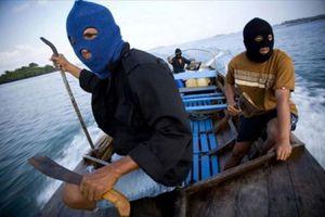 Khuyến cáo đề phòng cướp biển khi qua luồng Singapore