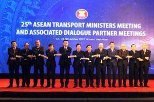 Khai mạc Hội nghị Bộ trưởng Giao thông vận tải ASEAN lần thứ 25
