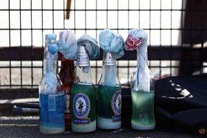 Cảnh sát Hong Kong nghi trường đại học trở thành 'xưởng vũ khí'
