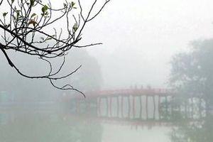 Không khí lạnh gây mưa rét ở Bắc Bộ 2 - 3 ngày tới