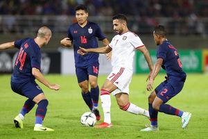 Đội tuyển UAE: Không Ali Mabkhout vẫn có thể thắng Việt Nam