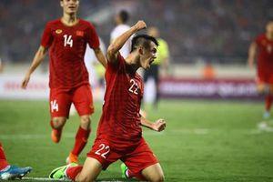 Đội tuyển UAE thua đau trong 'trận cầu 6 điểm'