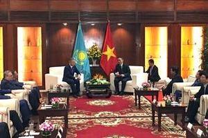 Thúc đẩy quan hệ hợp tác giữa Đà Nẵng với một số địa phương Kazakhstan