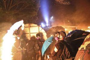Biểu tình Hong Kong: Trường học thành chiến trường