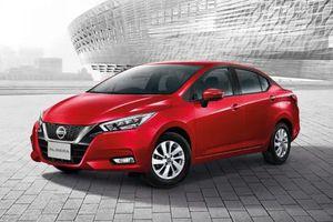 Nissan Sunny 2020 giá từ 380 triệu đồng, phả 'hơi nóng' lên Honda City
