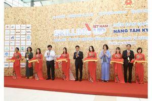 Nhiều hoạt động tại Diễn đàn quốc gia 'Nâng tầm kỹ năng lao động Việt Nam'