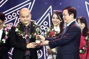 'Origin-STT' giành giải nhất Nhân tài đất Việt 2019