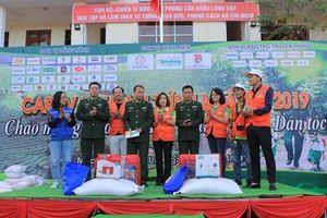 Doanh nghiệp Thủ đô đồng hành cùng quân, dân biên giới tỉnh Sơn La
