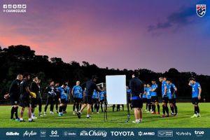 Sợ lộ bài, Thái Lan thuê sân của Viettel để 'luyện công'