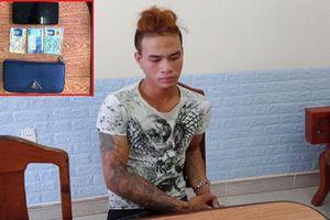 Đà Nẵng: Tên trộm lúc sa lưới mới phát hiện bị bạn gái ăn chặn tiền trộm cắp