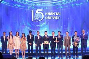 Phần mềm trí tuệ nhân tạo giành giải cao nhất Nhân tài đất Việt 2019