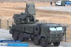 Nga bất ngờ đem 'quái thú' Pantsir-SM tới Syria, không quân Israel lo lắng