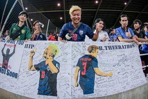 CĐV Nhật Bản đi khắp Đông Nam Á để cổ vũ tuyển Thái Lan