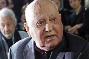 Cách làm tan rã Đất nước Nga theo kịch bản Gorbachev