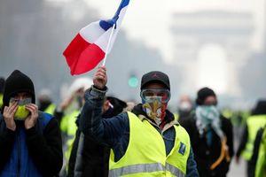 Pháp: Bạo lực tái diễn tại các cuộc biểu tình 'Áo vàng'