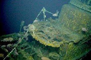 Tìm thấy tàu ngầm Mỹ mất tích sau 75 năm