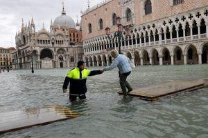Lũ lụt ở Venice (Italy) gây thiệt hại 1,1 tỷ USD
