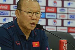 HLV Park Hang-seo tin rằng Công Phượng sẽ ghi bàn vào lưới đội tuyển Thái Lan