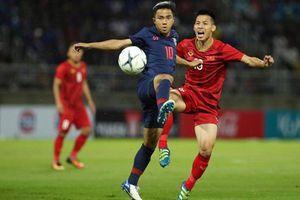 Xem trực tiếp trận Việt Nam - Thái Lan vòng loại World Cup 2022 ở những kênh nào?