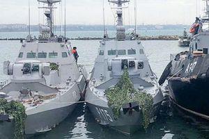 Ukraine đòi Nga bồi thường vụ bắt giữ các tàu chiến?
