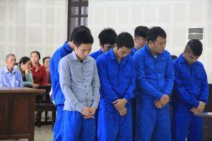 Nhóm thanh niên chuyên trộm dây cáp điện
