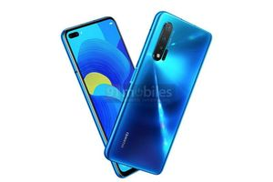 Teaser chính thức Huawei Nova 6 5G