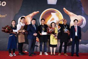 15 thương hiệu cà phê uy tín của Việt Nam tham gia 'Cuộc thi Vietpresso 2019'