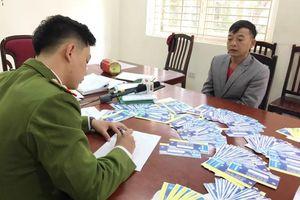 Gần 1.000 chiếc vé giả trận Việt Nam - Thái Lan đã được sản xuất như thế nào?