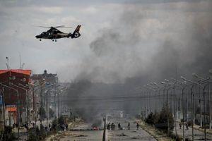 3 người chết trong vụ 'giải cứu' nhà máy dầu Bolivia
