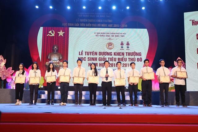 65 năm ngành Giáo dục Hà Nội: Tỏa sáng sự nghiệp 'trồng người'