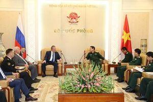 Đẩy mạnh hợp tác kỹ thuật quân sự giữa Việt Nam và LB Nga