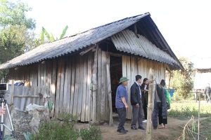 'Ngôi nhà mơ ước' mang hơi ấm đến với người nghèo Điện Biên