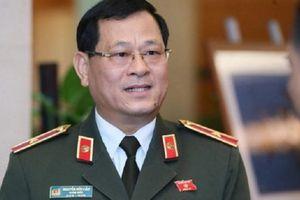 Đề nghị tại thảo luận tổ bất thành, tướng Nguyễn Hữu Cầu đem vấn đề cấm mua bán bào thai ra hội trường Quốc hội