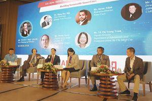 Hội nghị quốc tế chuyển đổi số và thành phố thông minh