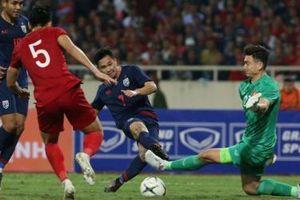 Báo Thái Lan tiếc nuối khi đội nhà không thể đánh bại tuyển Việt Nam