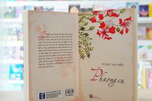 Nhà văn Vũ Đức Sao Biển ra mắt sách về thời thơ ấu