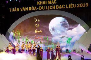 Khai mạc Tuần Văn hóa - Du lịch Bạc Liêu năm 2019