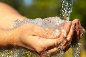 Nước sạch, 'bàn tay sạch'