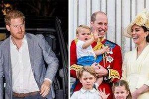 Bị giáng thứ bậc thừa kế, phản ứng của Hoàng tử Harry khiến mọi người bất ngờ