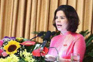 Phê chuẩn bà Nguyễn Hương Giang làm Chủ tịch UBND tỉnh Bắc Ninh