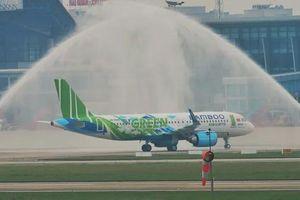Bamboo Airways tiếp tục dẫn đầu về tỷ lệ bay đúng giờ