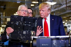 Tổng thống Trump muốn Apple xây dựng cơ sở hạ tầng 5G cho Mỹ
