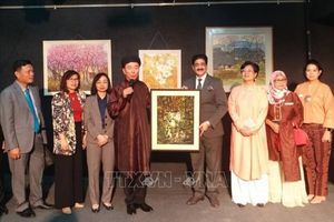 Triển lãm tranh Việt Nam tại Ấn Độ
